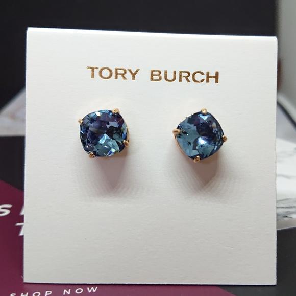 d1e16b1f9a0 Tory Burch Jewelry | Set Crystal Stud Earrings | Poshmark